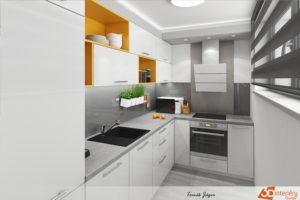 f7628072ffee Rekonstrukce kuchyně - inspirace přestaveb - Návrhy interiérů ...