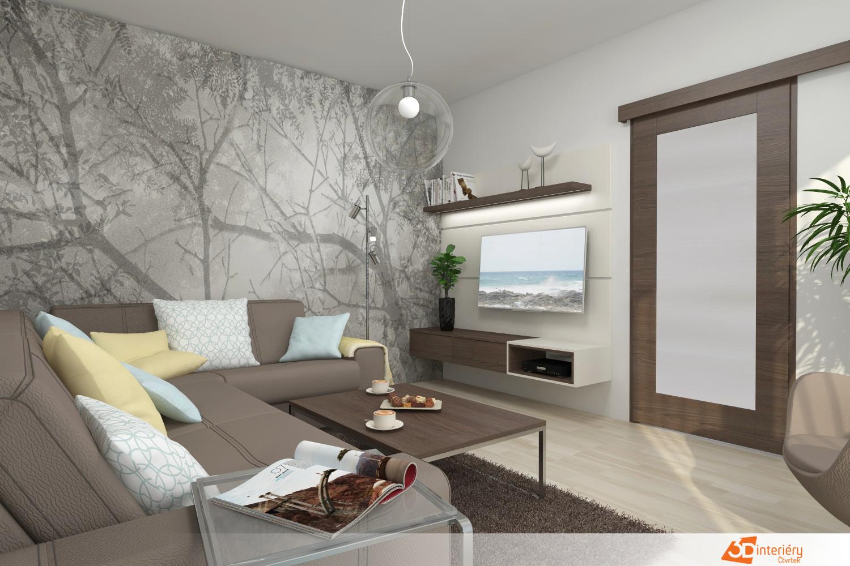 Přestavba Panelákového Bytu 31 Návrhy Interiérů