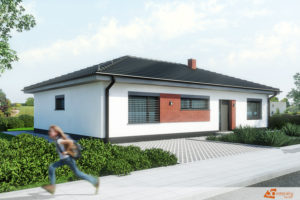 Fasady bungalov