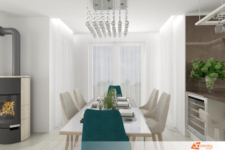 Osvětlení – rodinný dům v Praze