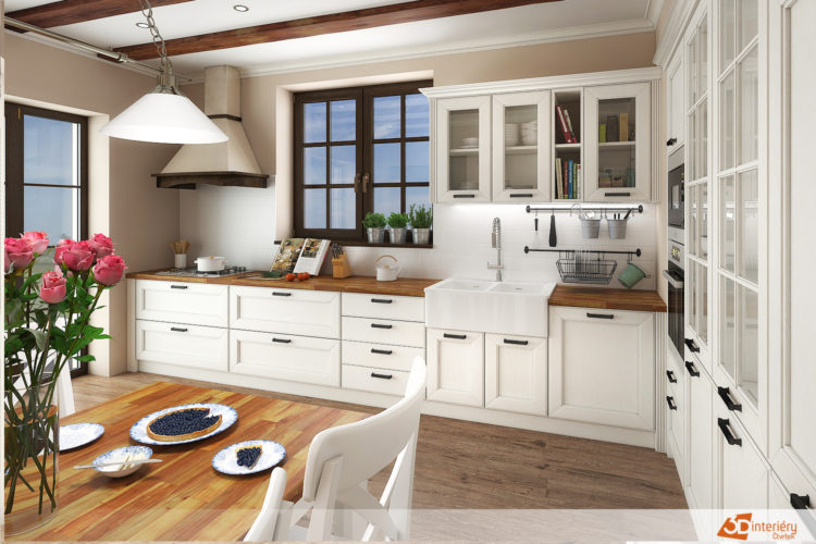 Bytový design – kuchyň Břeclav