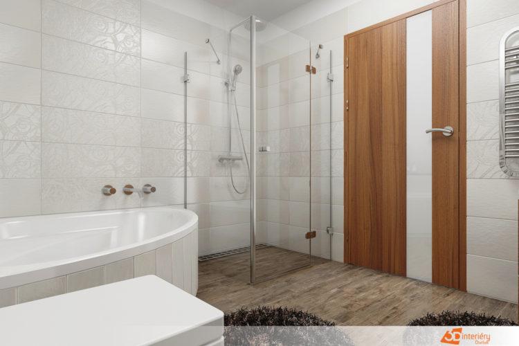 Sprchový kout – Ostrava