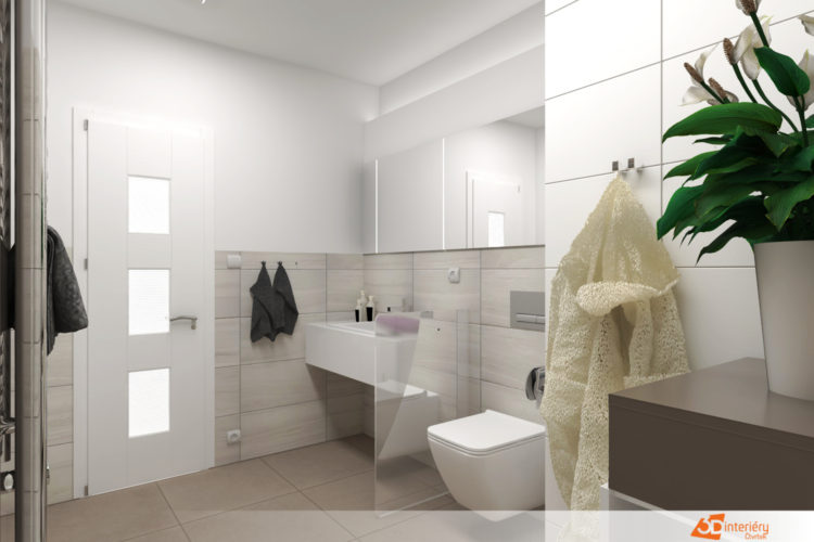 Rekonstrukce koupelny – Brno