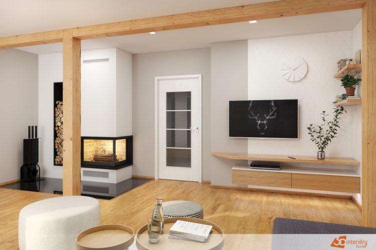 Dům s vůní dřeva