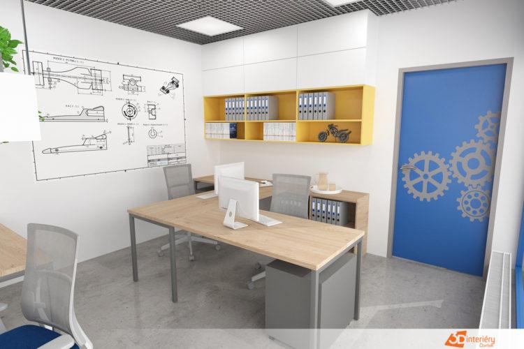 Kancelář konstruktérů