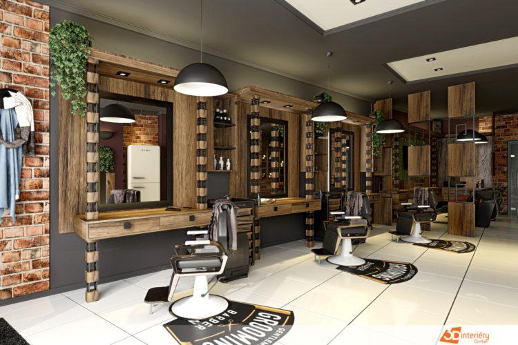 Barber shop – holičství